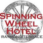 Spinning Wheel Hotel Logo